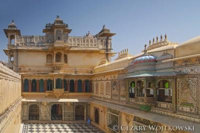 Udaipur i Fatehpur Sikri