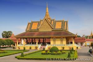Phnom Penh i Siem Reap