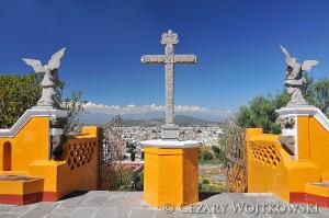 Cholula i Puebla