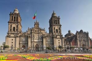 Miasto Meksyk