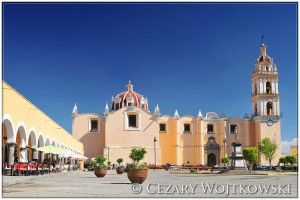 Konwent San Gabriel Arcángel Cholula MEKSYK