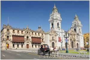Katedra w Limie PERU