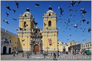 Klasztor św. Franciszka w Limie PERU