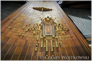 Obraz Matki Bożej z Guadalupe MEKSYK