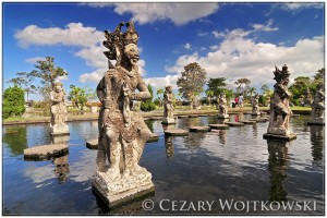 Pałac Tirta Gangga INDONEZJA