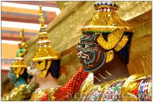 Wielki Pałac Królewski TAJLANDIA