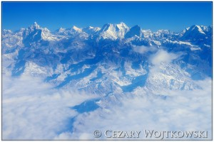 Himalaje NEPAL