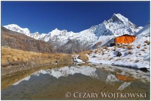 Sanktuarium Annapurny NEPAL