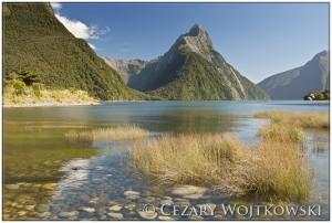 Park Narodowy Fiordland NOWA ZELANDIA