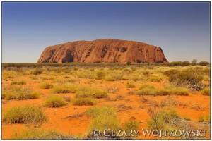 Ayers Rock, Urulu AUSTRALIA