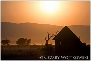 Sossusvlei Pustynia Namib NAMIBIA