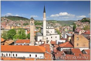 Meczet Gazi Husrev-bega Sarajewo BOŚNIA I HERCEGOWINA
