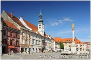 Maribor stare miasto SŁOWENIA
