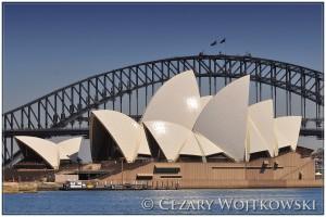 Gmach opery w Sydney AUSTRALIA