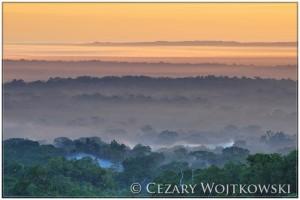 Park Narodowy Tikal GWATEMALA