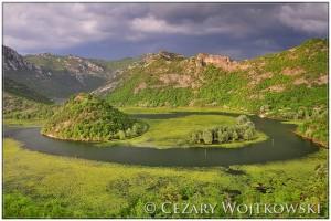 Park Narodowy Jezioro Szkoderskie CZARNOGÓRA